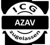 Zertifikat: ICG AZAV zugelassen